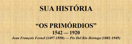 A Histologia Clássica