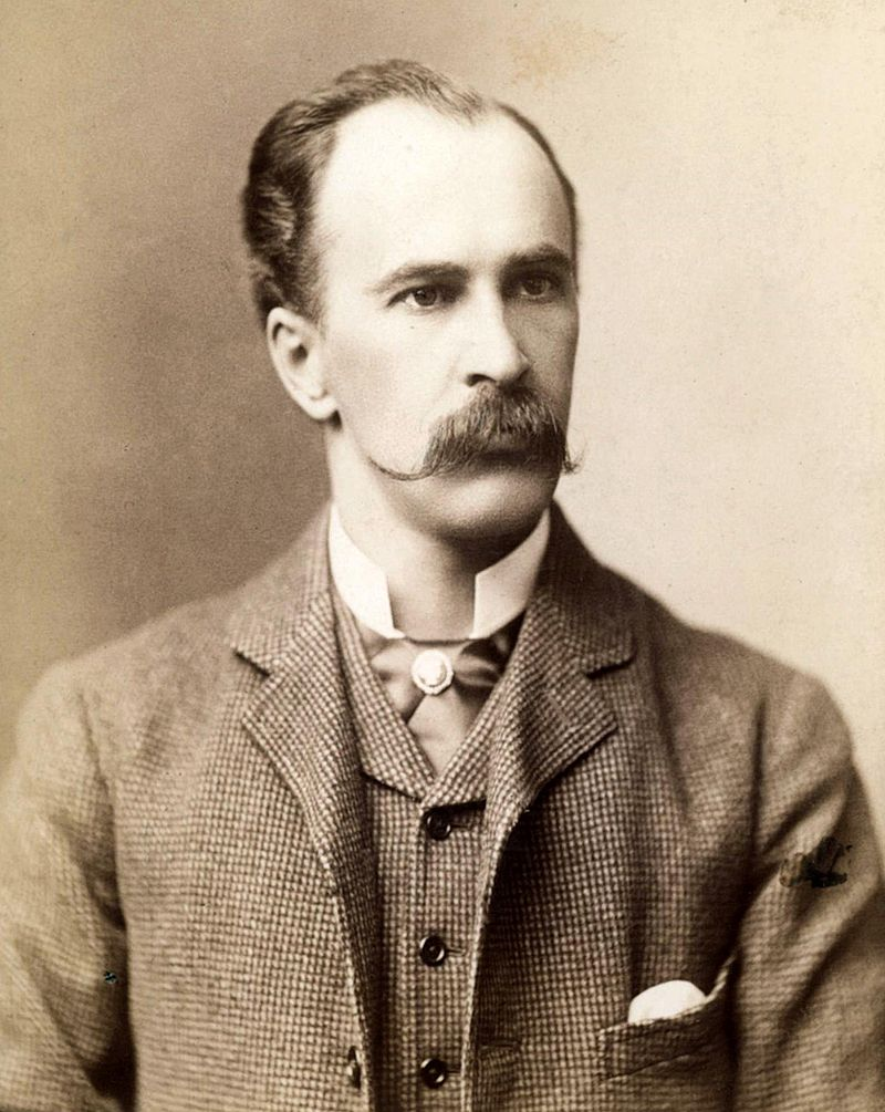 William Osler photograph 1880